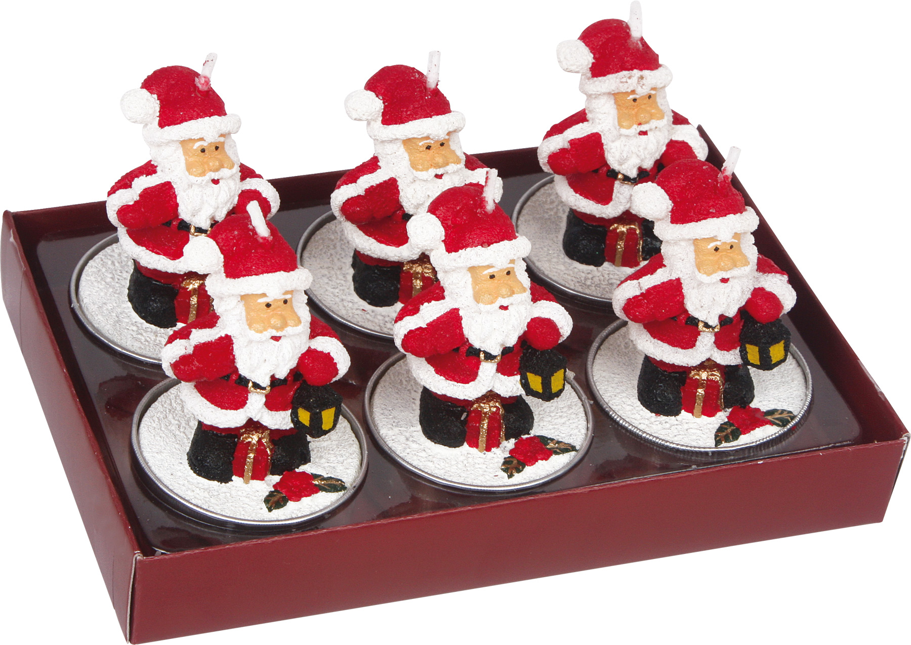 Small Foot Displej Santa Claus set 6