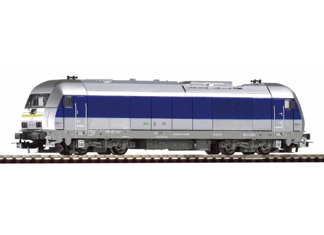 Piko Dieselová lokomotiva Hercules MRB VI - 57990