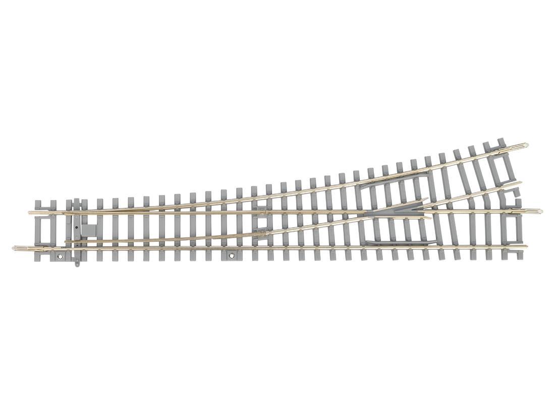 Piko Výhybka levá WL s betonovými pražci - 55170