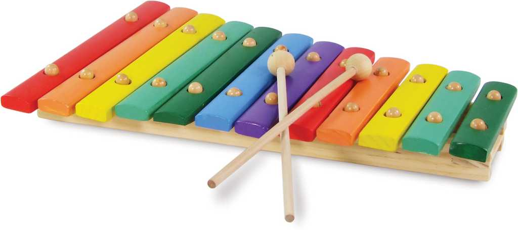 Vilac dřevěný xylofón 12 tónů