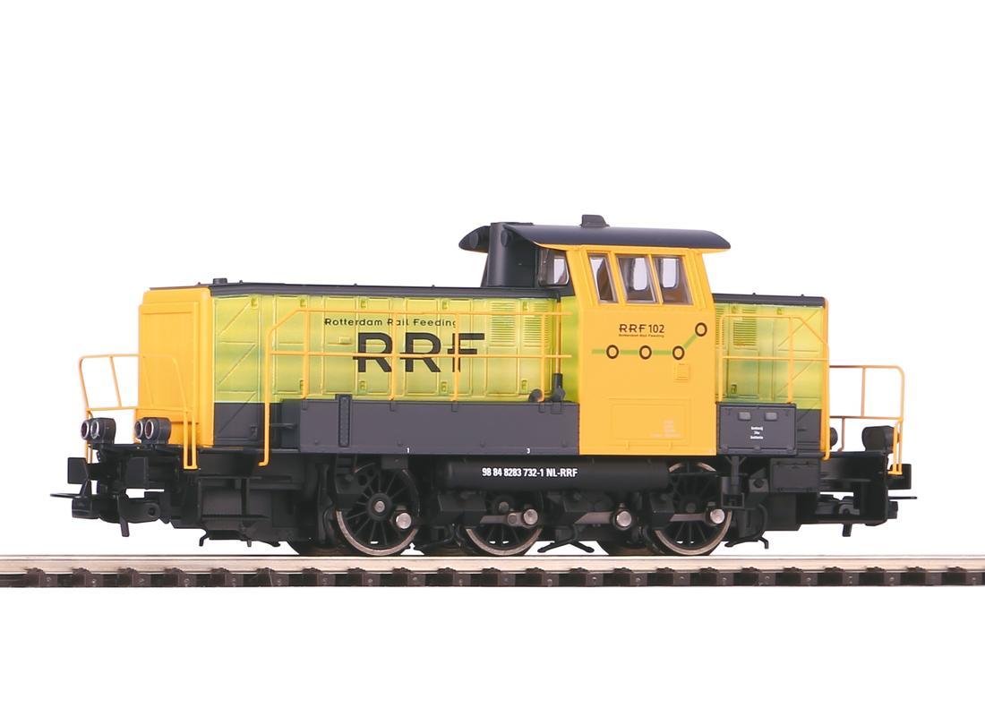 Piko Dieselová lokomotiva 102 RRF VI - 96466