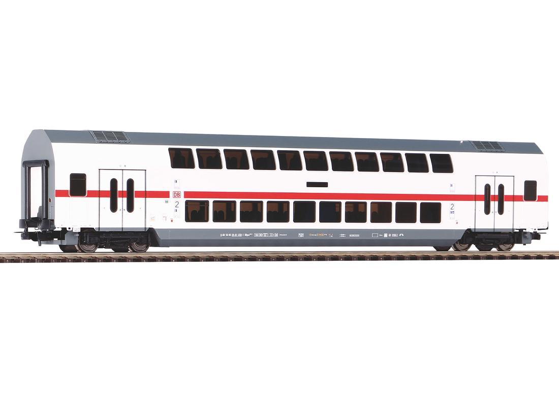Piko Osobní vagón IC 2 dvoupatrový 2.třída VI - 58801
