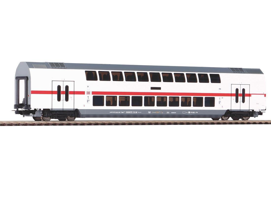 Piko Osobní vagón IC 2 dvoupatrový 1.třída VI - 58802