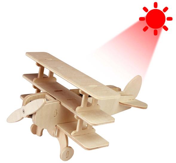 RoboTime - Solární letadlo - Trojplošník P250 - Poškozená krabička
