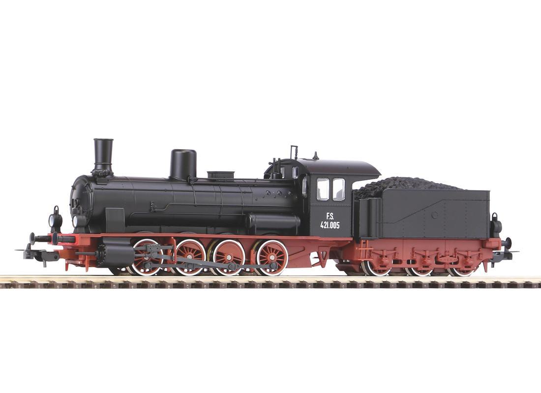Piko Parní lokomotiva 421 (G7.1) FS III - 57560