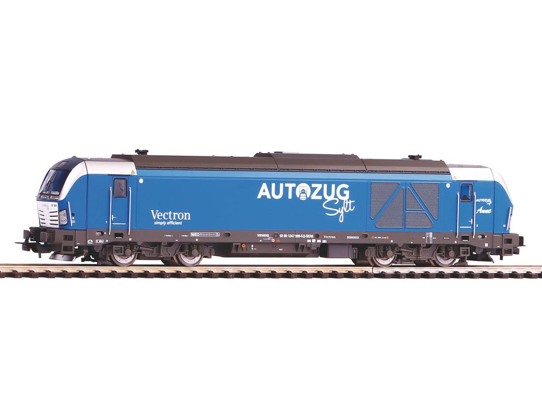 Piko Dieselová lokomotiva BR 247 Vectron Autozug Sylt VI - 59988