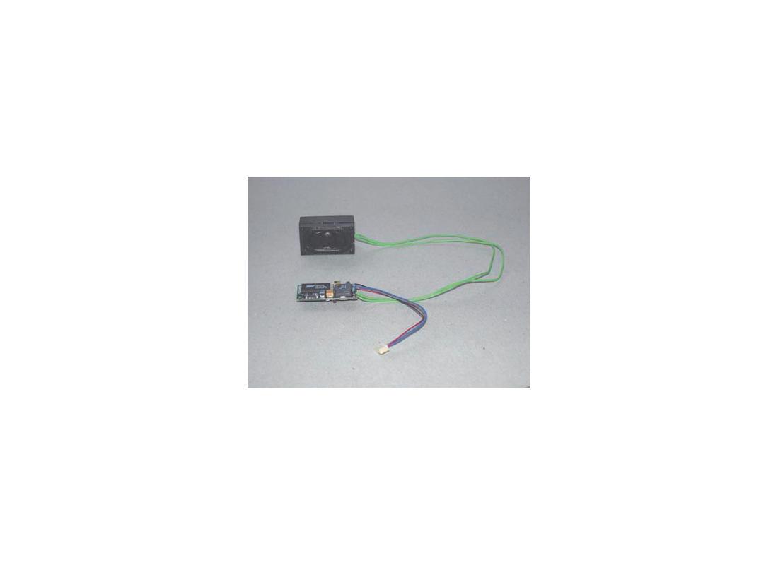 Piko Zvukový modul PIKO s reproduktorem pro BR 101 / BR 185.2- 56193