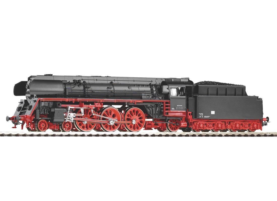 Piko Parní lokomotiva BR 01.15 s vagónem na uhlí IV - 50108