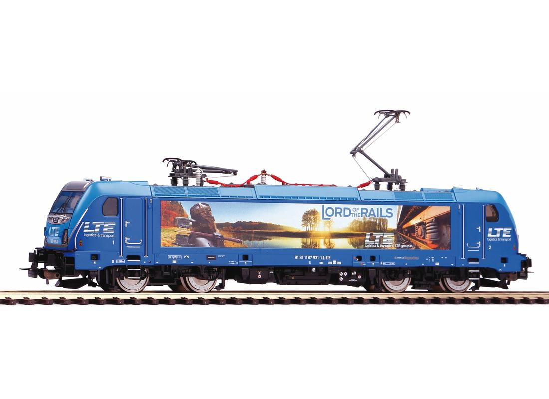 Piko Elektrická lokomotiva BR 187 LTE Lord of the Rails VI - 51578