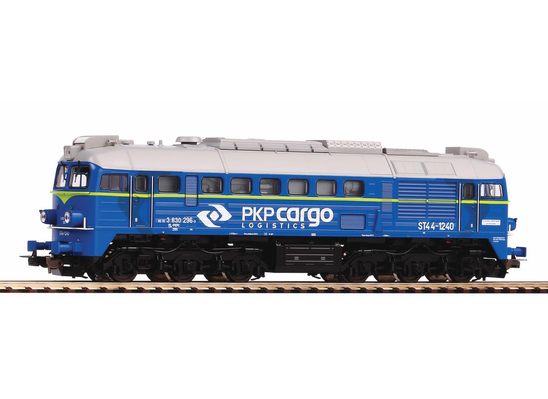 Piko Dieselová lokomotiva ST44 PKP Cargo VI - 52812