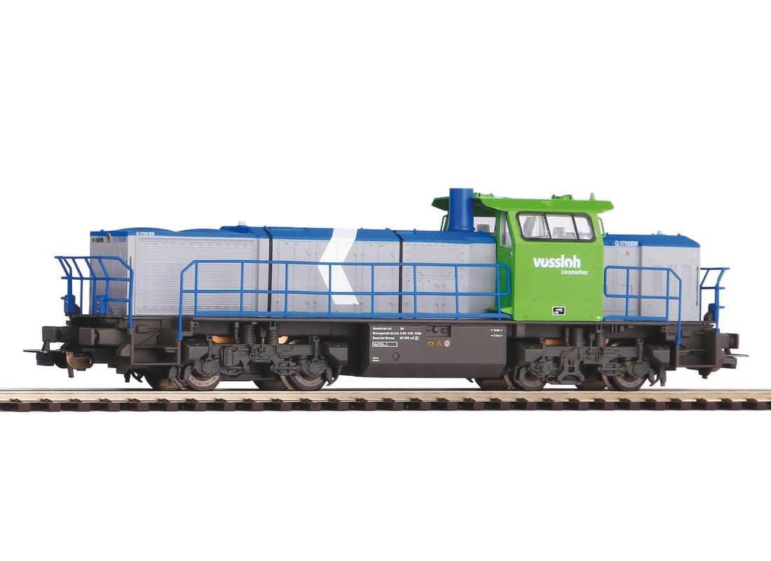 Piko Dieselová lokomotiva G 1700 BB Vossloh s dekodérem VI - 59175