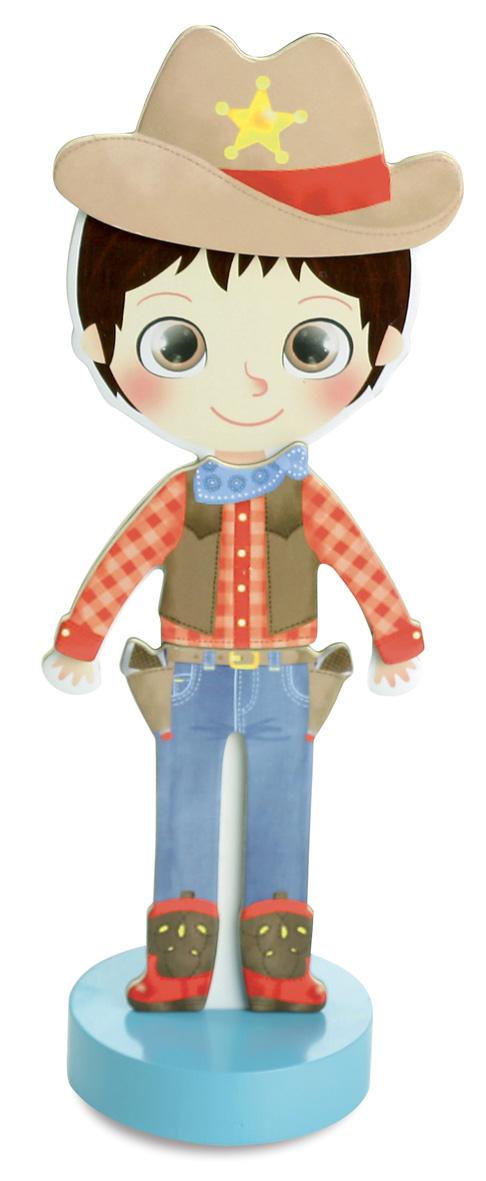 Vilac Magnetické oblékací puzzle Arthurova dobrodružství