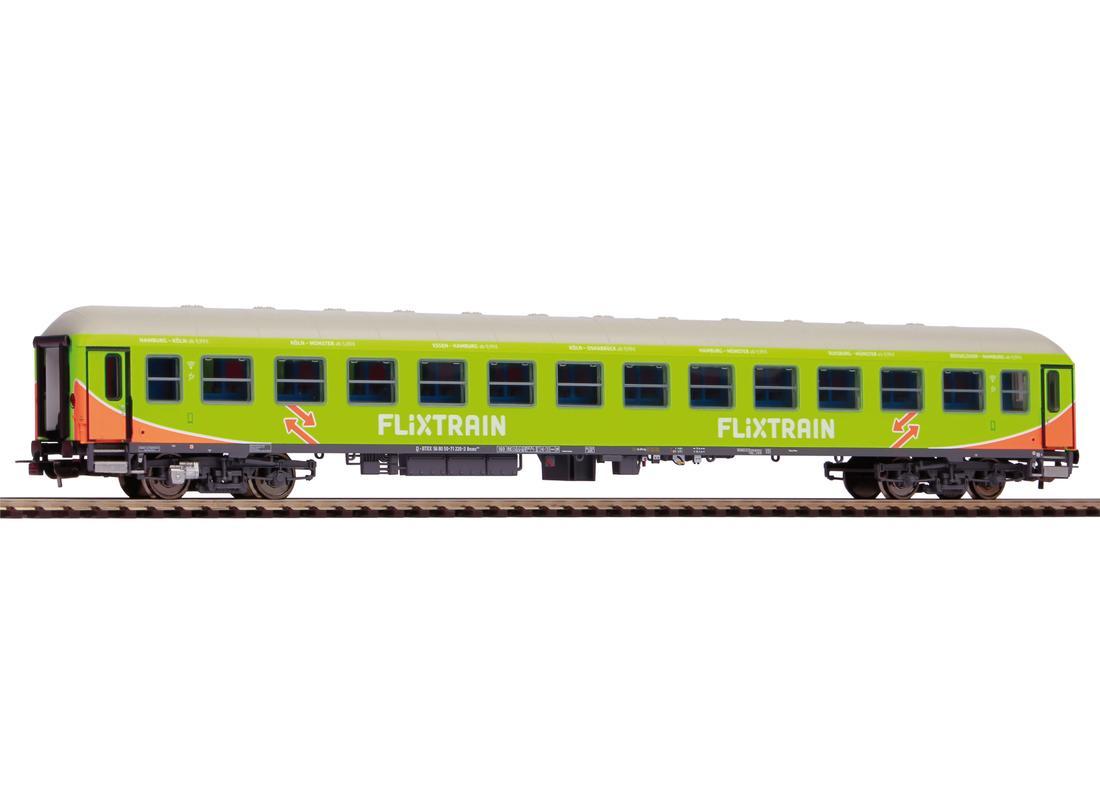 Piko Osobní vagón IC 2. třídy Bmz Flixtrain VI - 59673