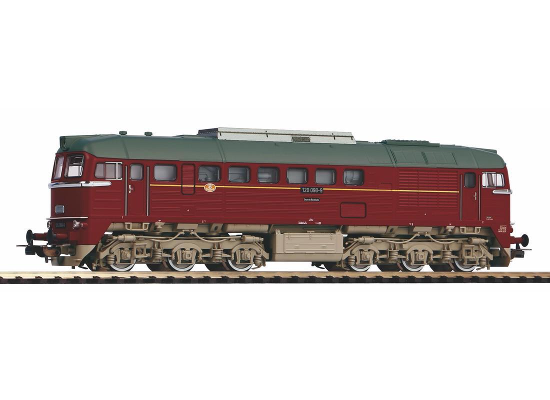 Piko Dieselová lokomotiva BR 120 IV - 52816