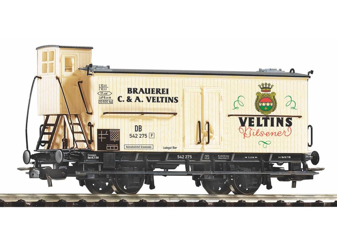 Piko Nákladní vagón pivovarský Veltins III - 54614