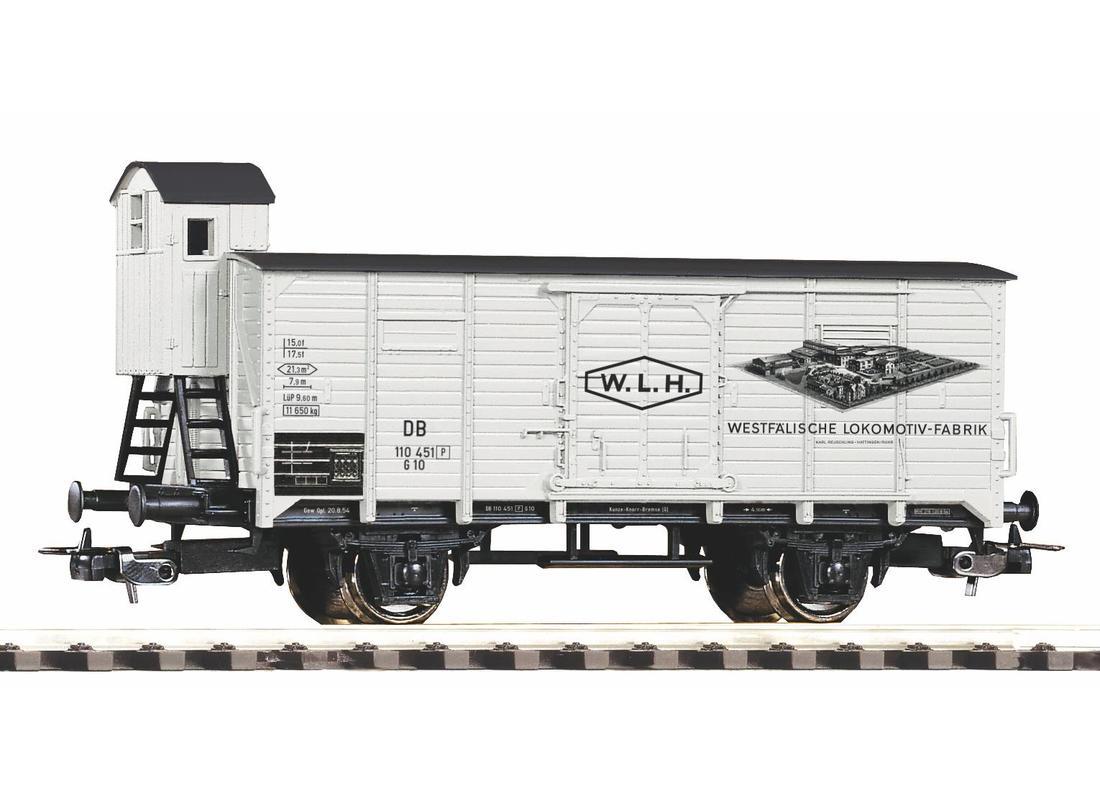 Piko Nákladní vagón Westfälische Lokomotivfabrik Reuschling  III - 54736