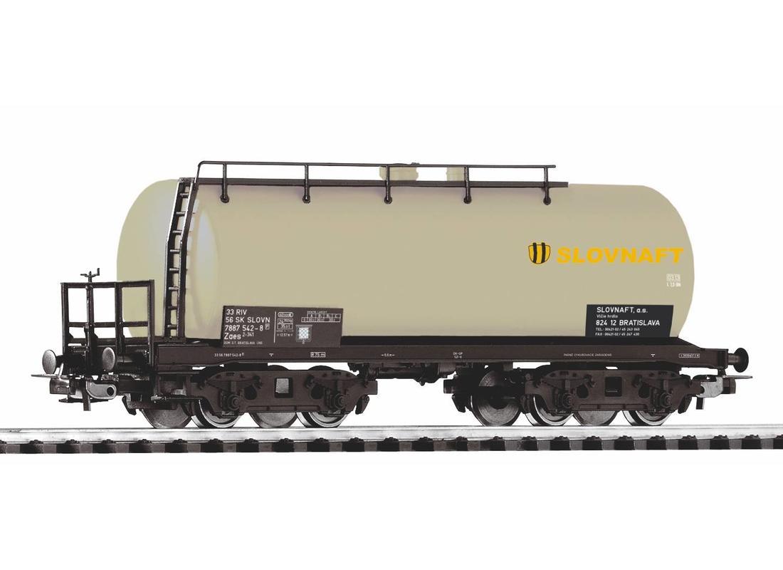 Piko Nákladní vagón cisternový Slovnaft CSD III - 54742