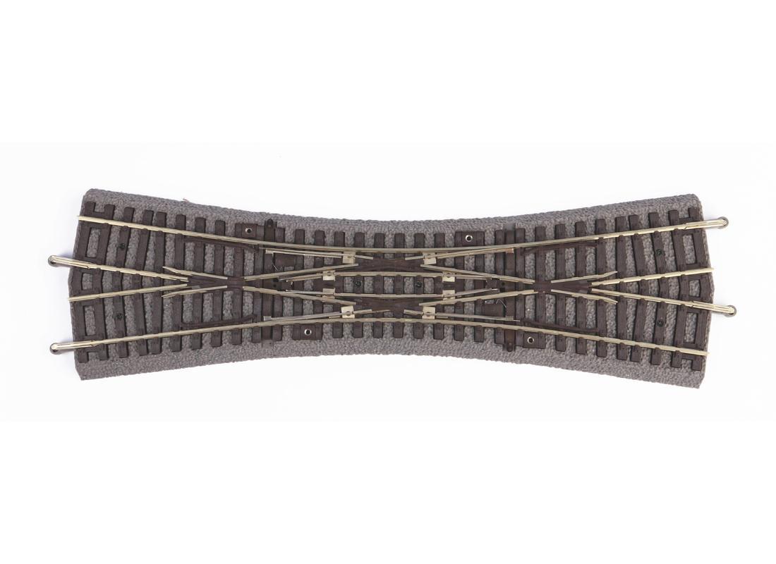 Piko Výhybka křižovatková DKW s podložím - 55424