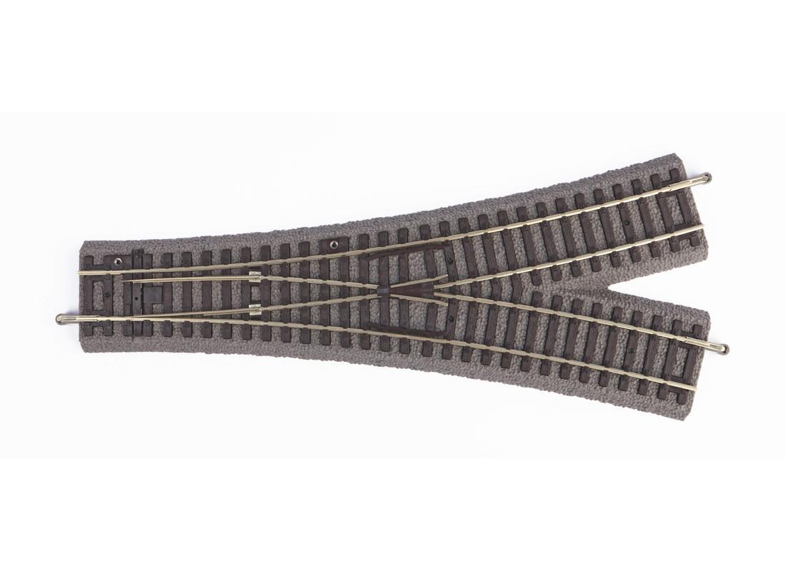 Piko Symetrická výhybka s podložím WY - 55426