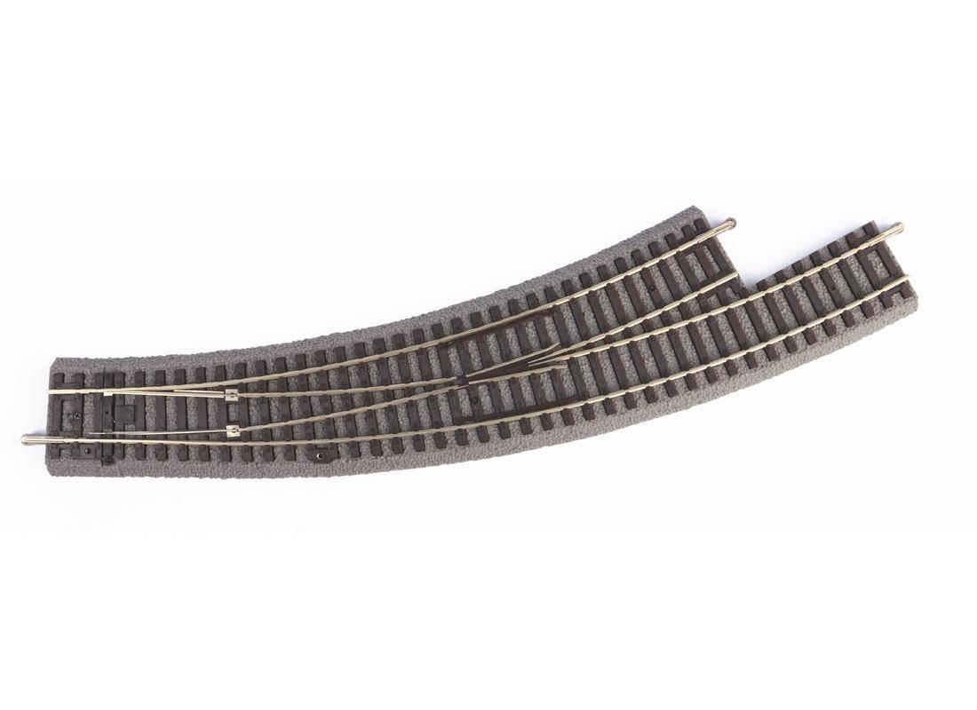 Piko Oblouková výhybka s podložím BLW-R3 - 55427