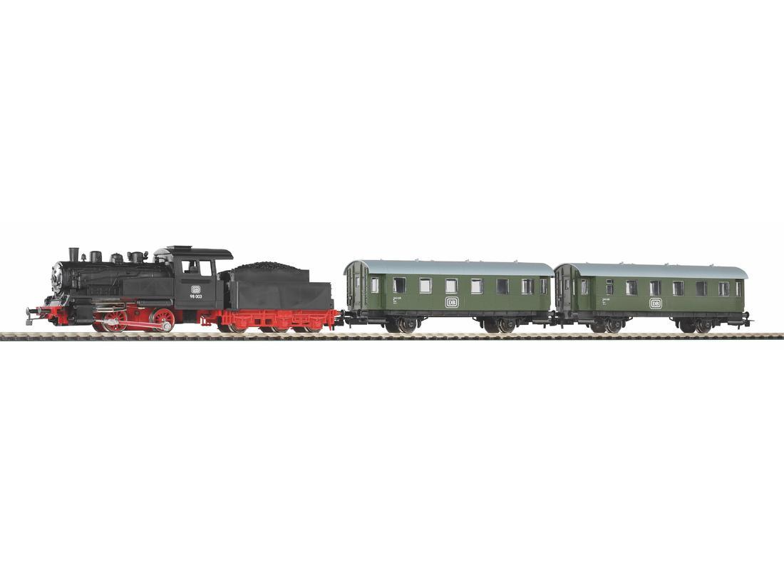 Piko Startovací sada Parní vlak s tendrem - 57112