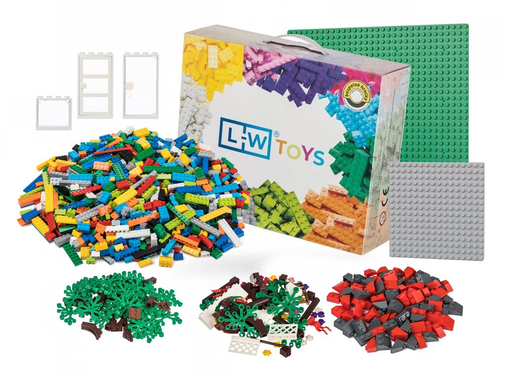 L-W Toys Nekonečná zábava střední