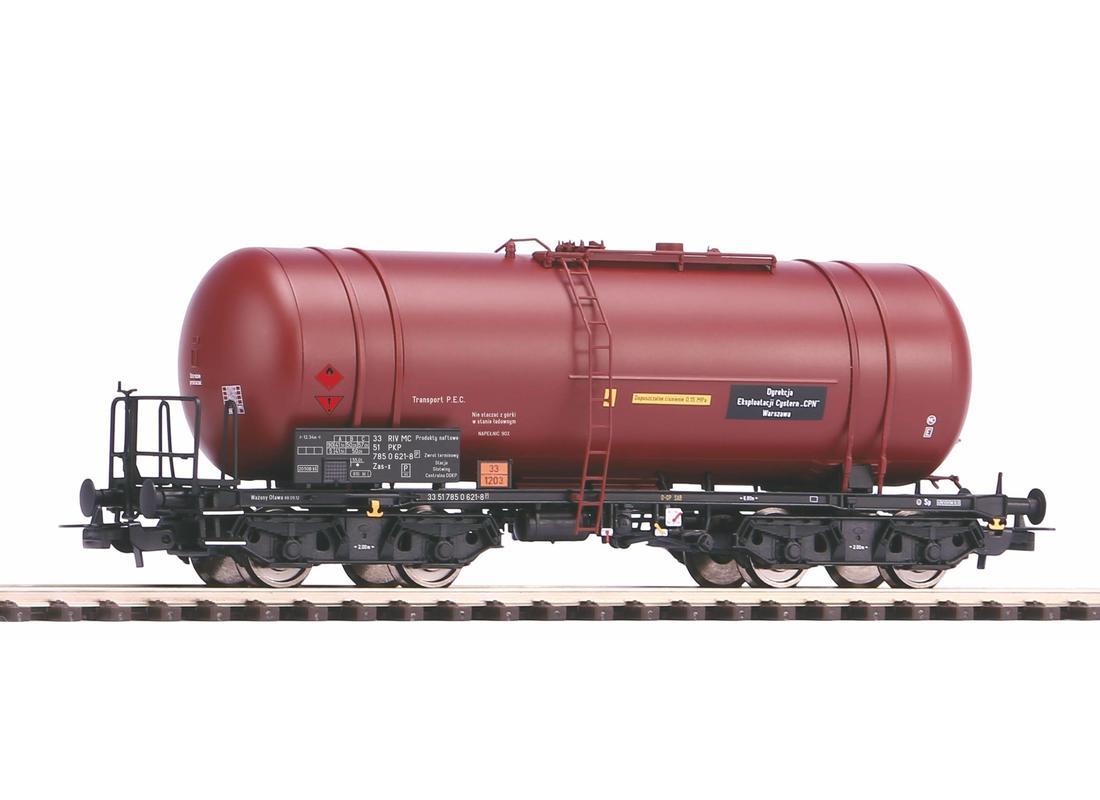 Piko Nákladní cisternový vagón (406R) PKP IV - 58454