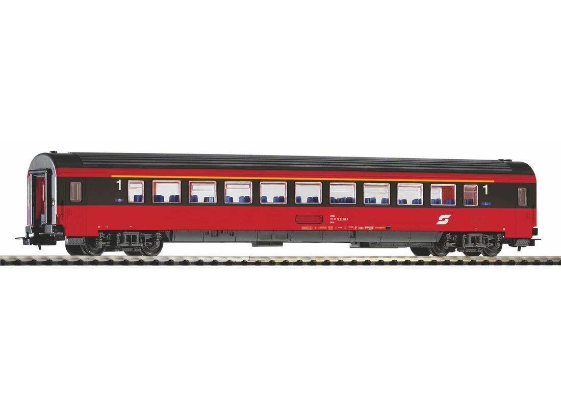 Piko Osobní  vagón IC 1.třídy Amz ÖBB V - 58681