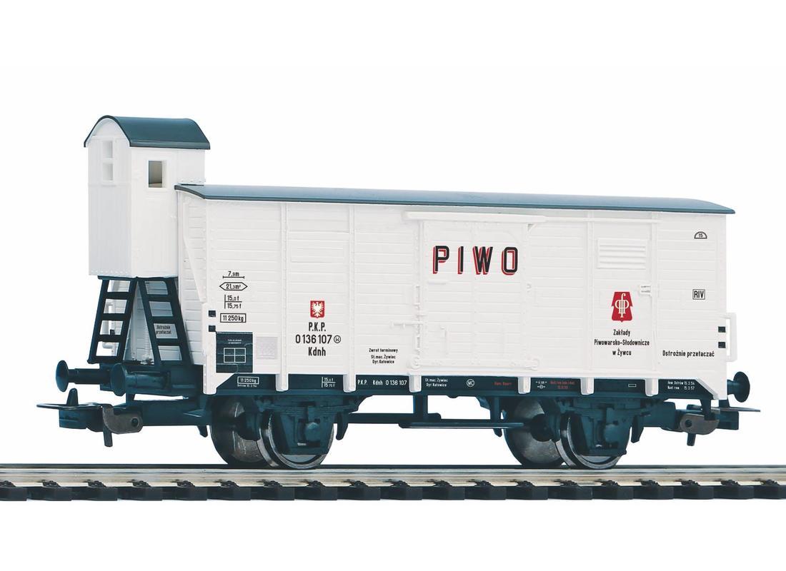 Piko Nákladní vagón G02 PKP PIWO III - 58946