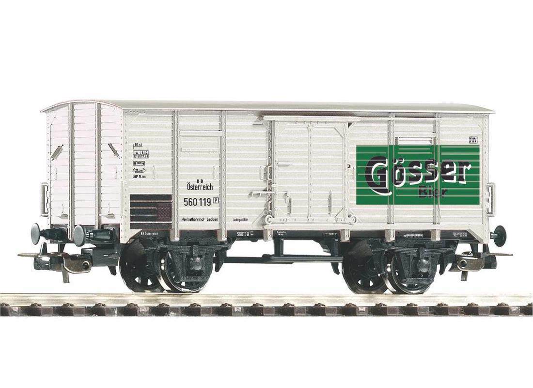 Piko Nákladní vagón G02 Gösser Bier ÖBB III - 58948