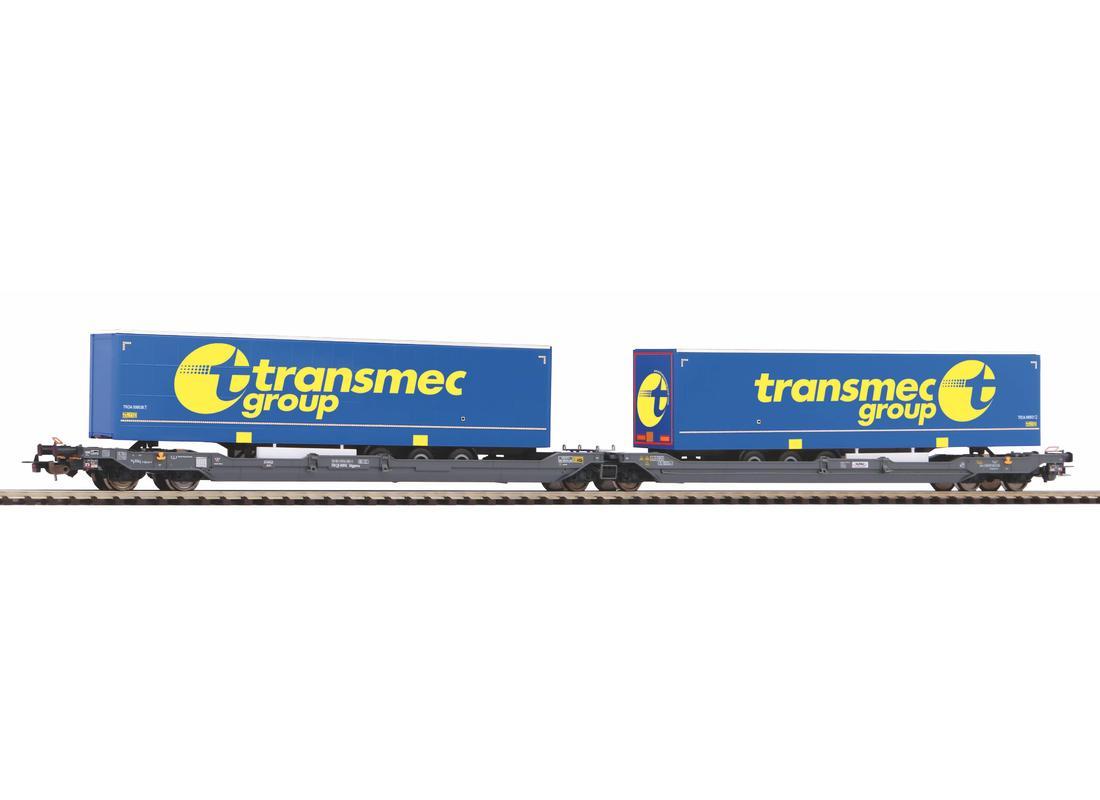 Piko Nákladní vagón T3000e s 2 kontejnery Transmeg VI - 58971