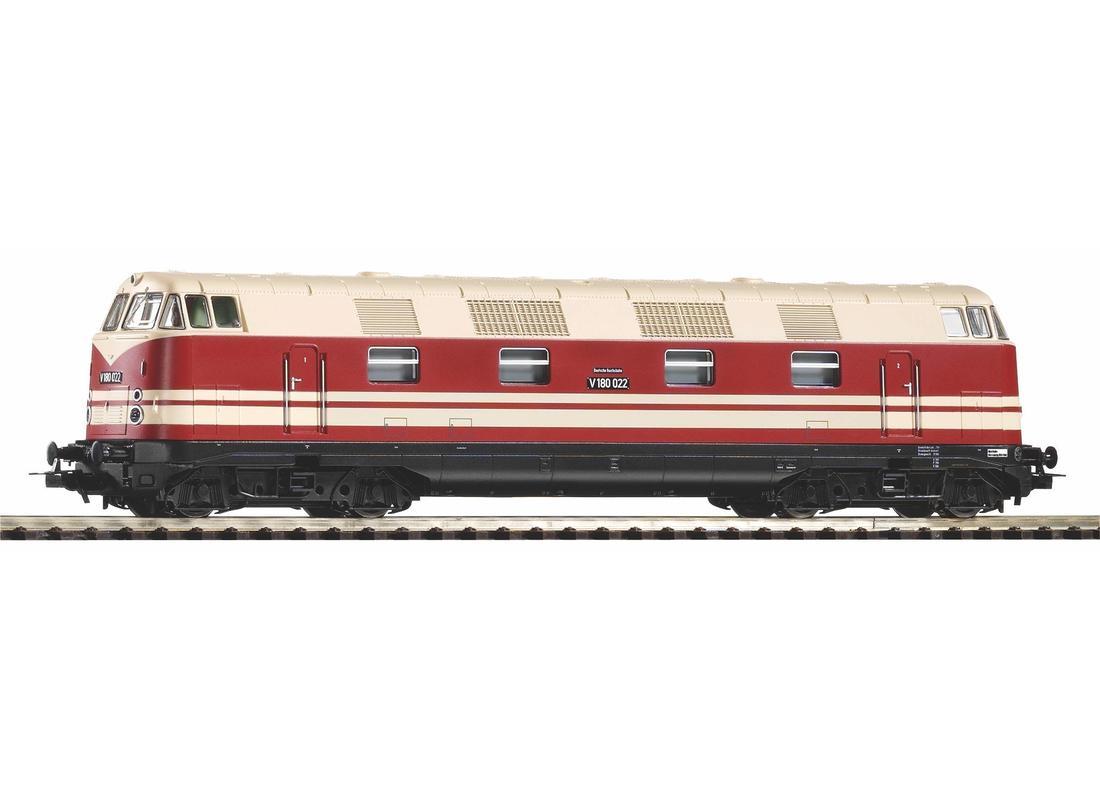 Piko Dieselová lokomotiva BR 118 (V 180) s 4 nápravami DR III - 59570