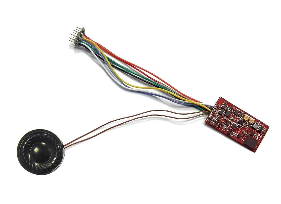 Piko SmartDecoder 4.1 Sound s reproduktorem (pro BR 118) - 56457