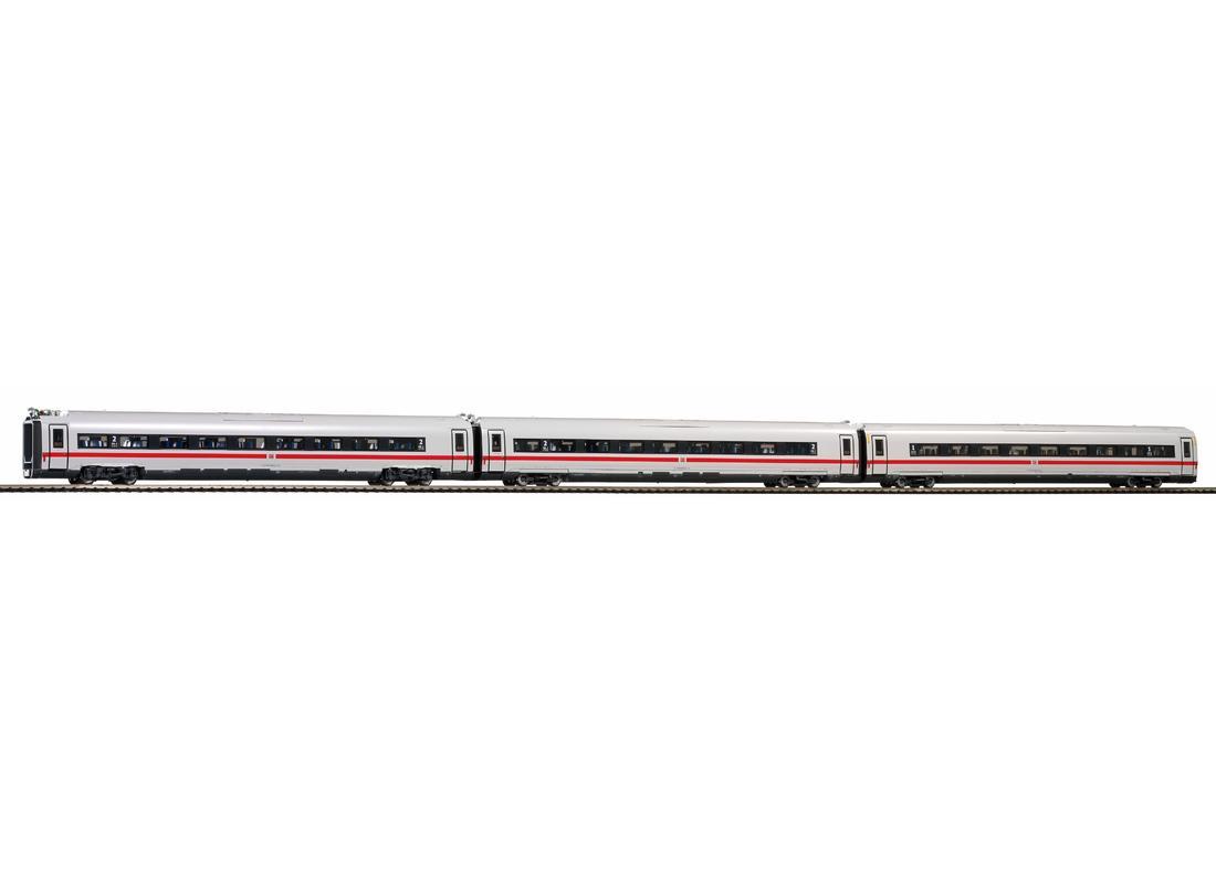 Piko Sada 3 vagónů BR 412 ICE 4 VI - 58596
