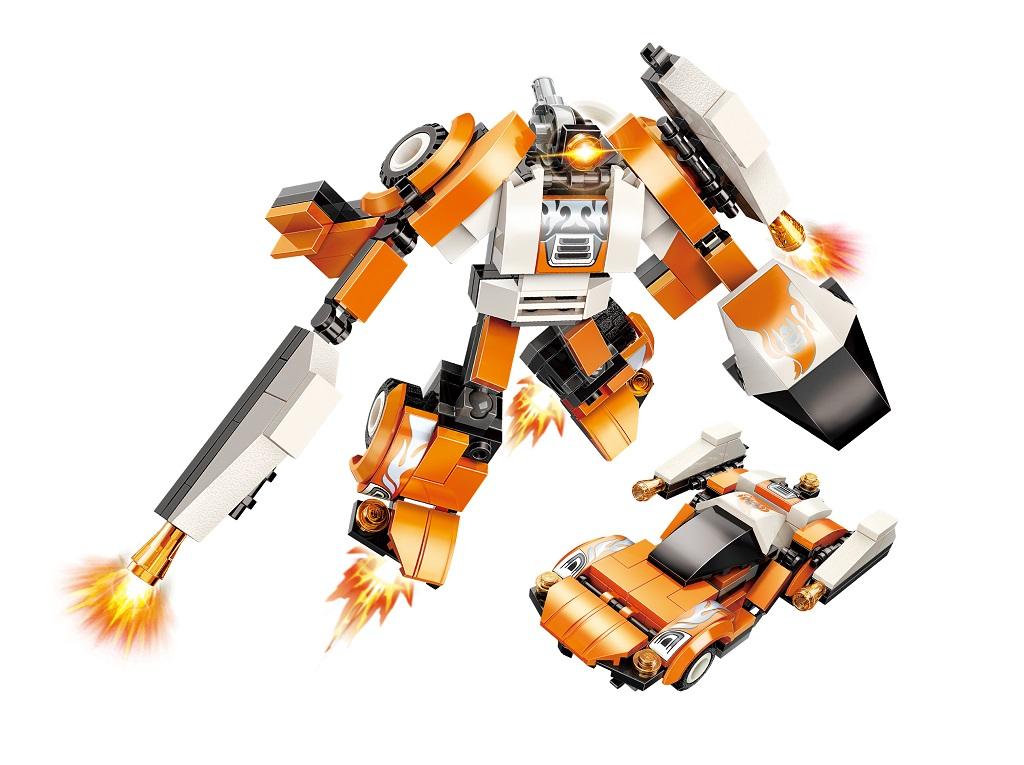 """Qman Guardian of Star's Core 3102-3 Auto """"Gallop Starm"""" 2v1"""