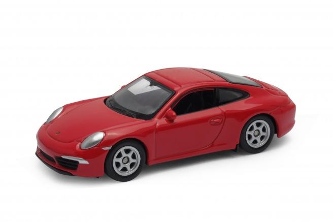 Welly - Porsche Carrera S model 1:60