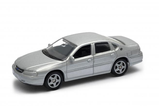 Welly - Chevrolet Impala (2001) model 1:60