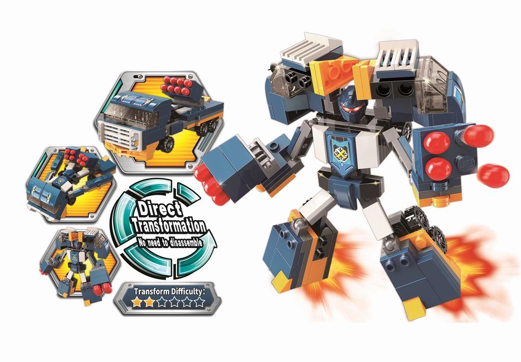 Qman Blast Ranger 3305-2 Bombový Strážce