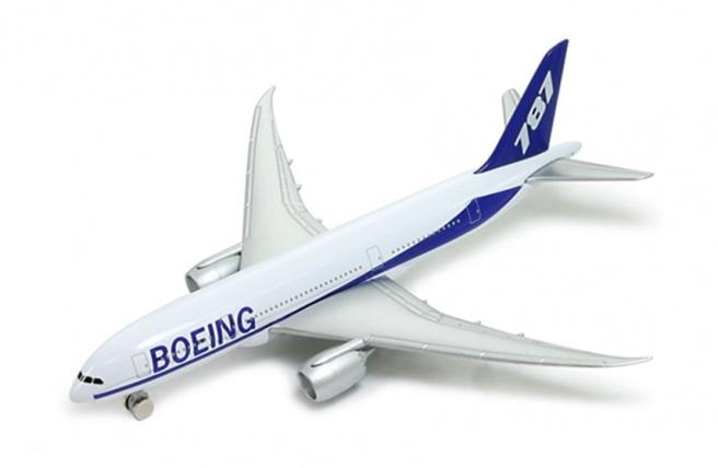 Welly - Letadlo Boeing 787