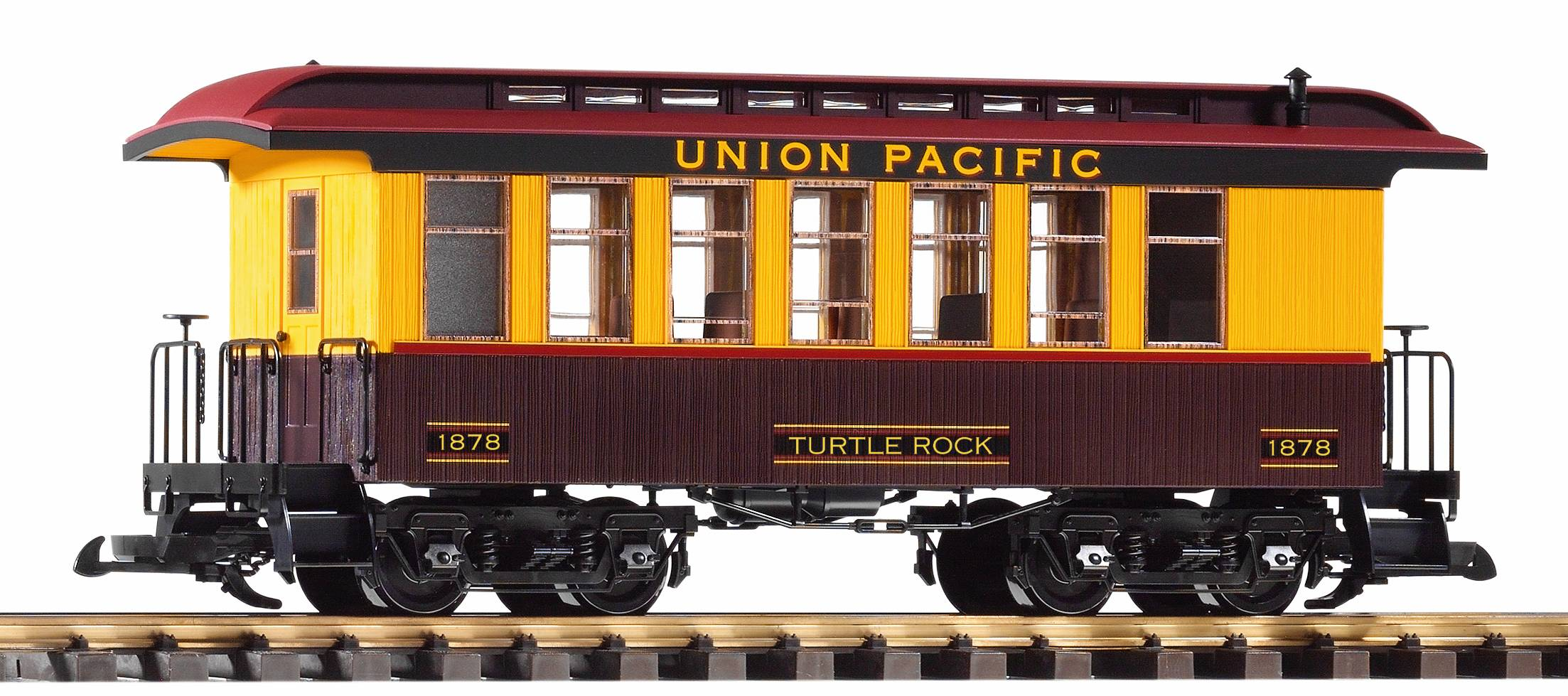 Piko Osobní vagon (1878 Turtle Rock) UP I - 38654
