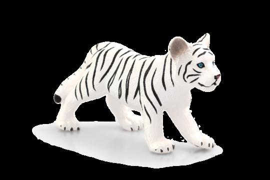Mojo Animal Planet Tygr bílý mládě stojící
