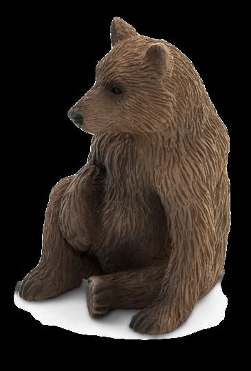 Mojo Animal Planet Medvěd grizzly mládě