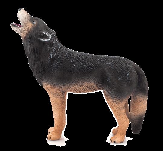 Mojo Animal Planet Vlk vyjící