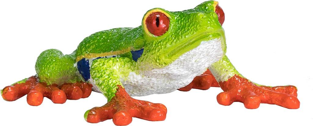 Mojo Animal Planet červenooká žába rosnička