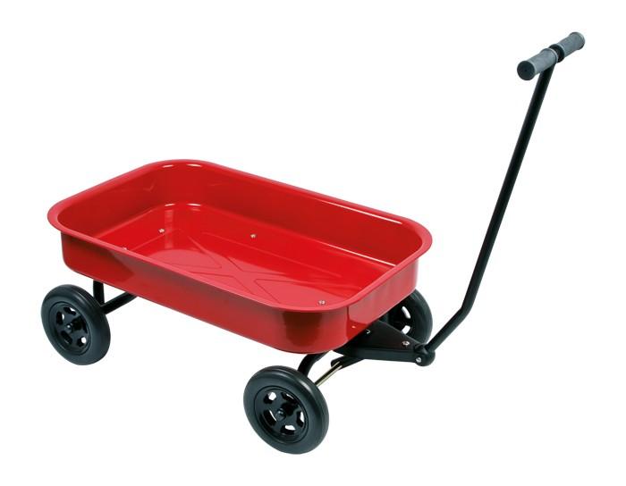 Small Foot Plechový ruční vozík velký