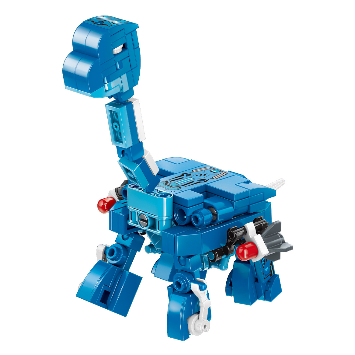Qman Thunder Dragon 41204