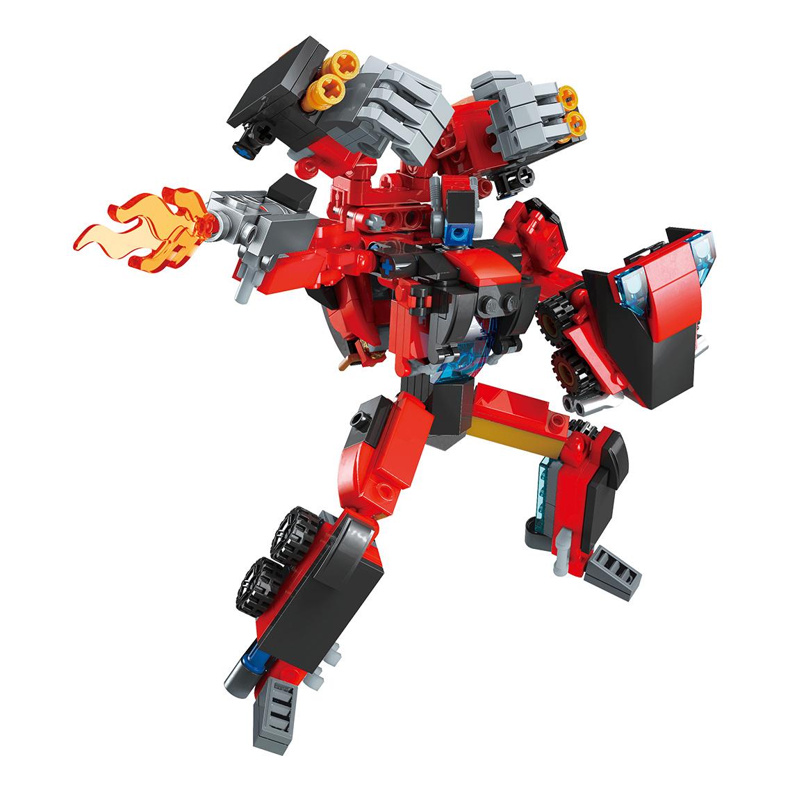 Qman Iron Fist Commander 41302