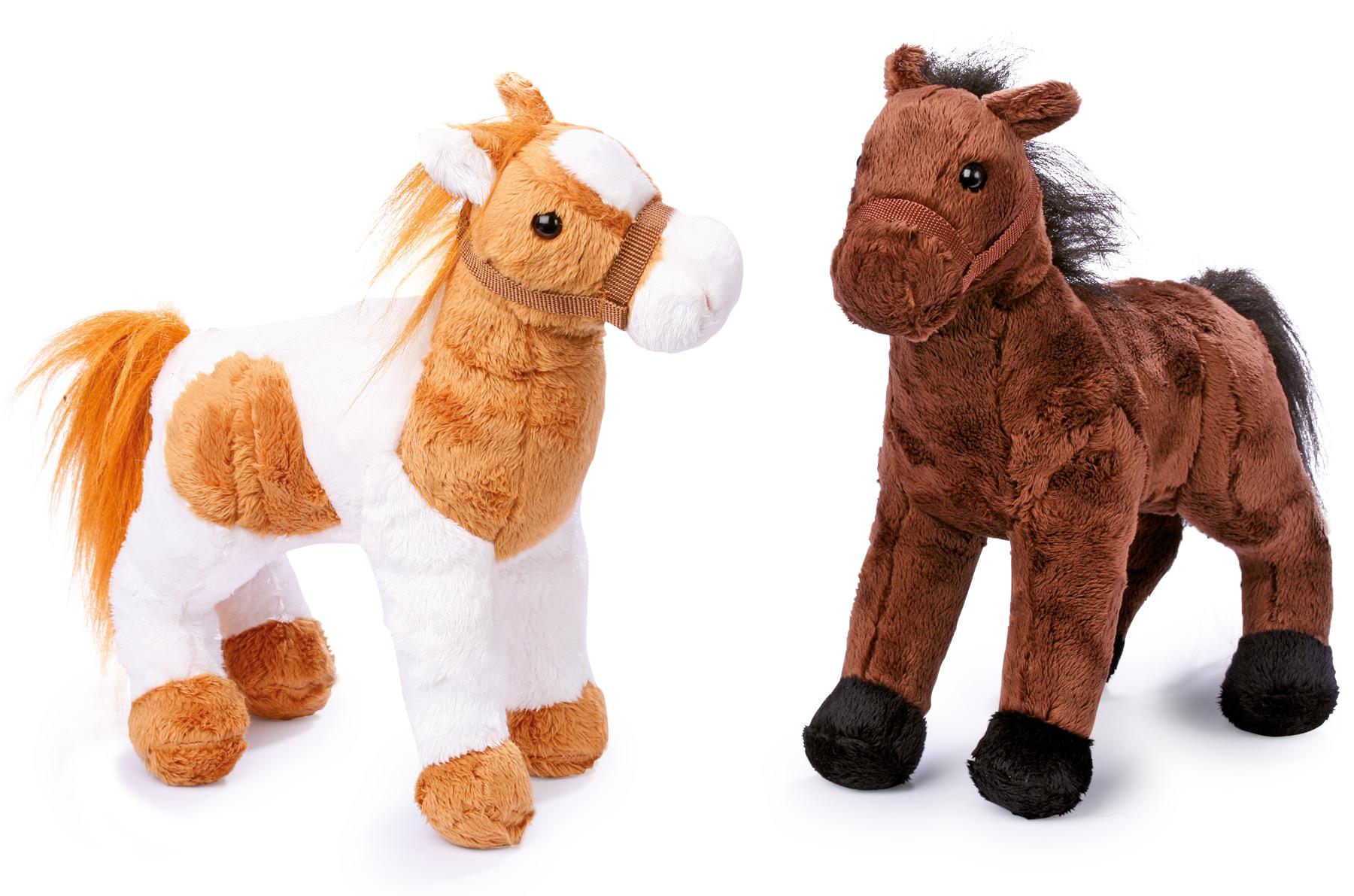Small Foot Plyšáci koně Penny a Molly