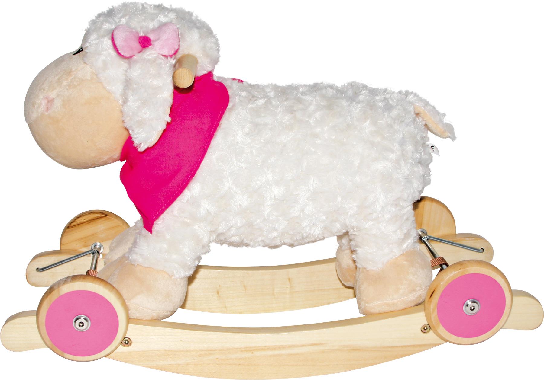 Small Foot  Houpací ovečka