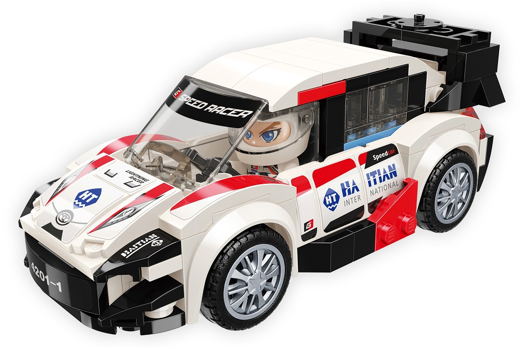Qman MineCity 4201-1 Aurora WRC-11